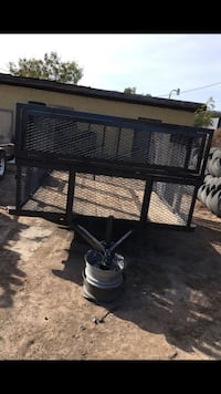 10ft x 7ft landscaping/ tire shop trailer Chandler, 85225