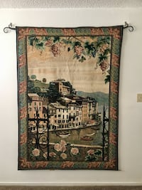 Stitched art Belmont, 94002