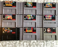 SNES Super Nintendo Games for Sale!