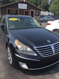 2012 Hyundai Equus North Little Rock