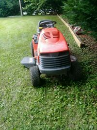 red and black ride on mower Poolesville, 20837