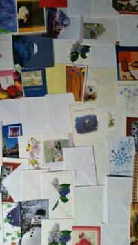 Lots of Envelops and Greeting Card Markham, L3T 2E9