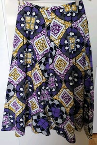Selling - African Fabric Skirt  Toronto, M9N 3R7