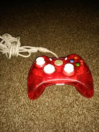 Rock candy Xbox 360 name brand controller DualShock, works perfect