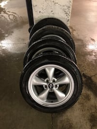 FORD MUSTANG GT RIMS & TIRES Abbotsford, V2S 6X9