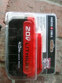 Battery for power tools