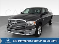 2018 Ram 1500 Crew Cab pickup Big Horn Pickup 4D 5 1/2 ft Gray