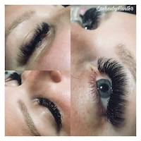 Eyelash extensions- SUMMER PROMO 20% OFF ALL NEW SETS Airdrie
