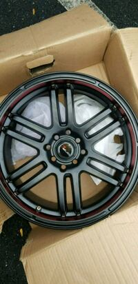 4 brand new rims for sale  Valley Stream, 11581