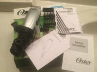 black and gray Oster hair clipper set Annandale, 22003