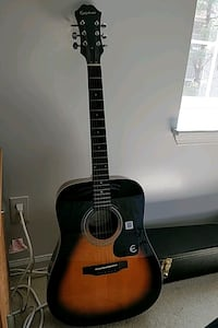 black and brown acoustic guitar Germantown, 20874