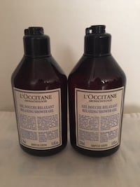 Brand New L'Occitane Relaxing Shower Gel  Size: 250 ml  $25 each, 2 for $40 Markham