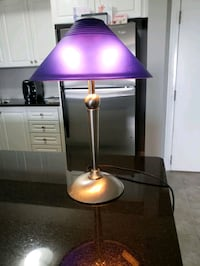 Table lamp - touch activated Milton, L9T 2X5