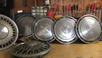 "14"" hubcaps all for $15 OBO Mc Lean, 22101"