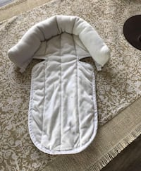 Infant Car Seat Head/Neck Protector