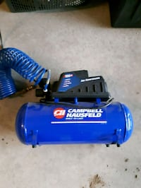 blue and black Campbell Hausfeld air compressor Milton, L9T 8V7