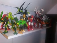 Bionicles Lego Collection Queens, 11418