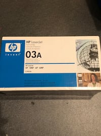 HP LaserJet Print Cartridge C3903A