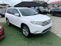 Toyota - Highlander - 2012 Washington