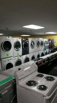 Front load set washer and dryer in great condition Randallstown