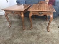2 End Tables Whitehall, 18052