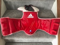 Adidas Tae Kwon Do Reversible Chest Protectors Newark, 19713