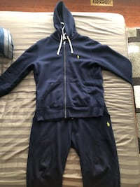 POLO TRACKSUIT SIZE M, BRAND NEW, NEVER WORN.  Vaughan, L4H 2M6