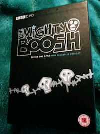 Mighty Boosh Greater London, RM13 7PA