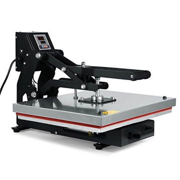 16x20 Auto-Open Clamshell Heat Press Machine for T-Shirts