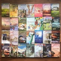 63 Love Inspired Christian Books Romance mystery novels  Atlanta, 30342