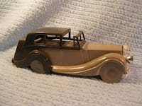 Rolls Royce After Shave - Vintage Avon Collectible 1947 Mount Clemens