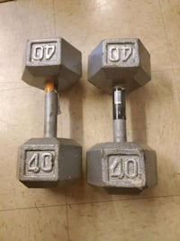 New weights Fort Campbell, 42223