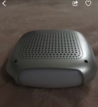 White and gray portable speaker Perris, 92570