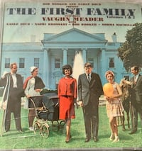 Bob Booker & Earl Doud Present The First Family Vol  1 & 2 '62 & '63 Herndon, 20170