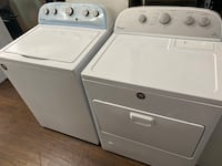 Whirlpool top load washer and dryer  Santa Ana, 92701