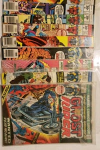 COMIC BOOKS - PRICE NEGOTIABLE : GHOST RIDER #1 - #41 Brooklyn, 11215