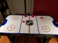NHL Air Hockey Table Brampton, L7A 2H7
