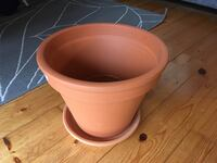 Brand new clay pot- never been used Vancouver, V5N