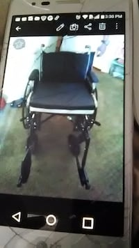 New manual wheelchair null