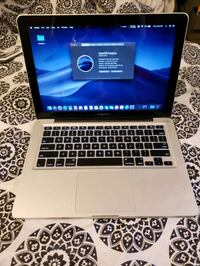 "Late 2013 MacBook Pro 13.3"" Peabody, 01960"