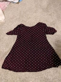 18-24 months Old Navy burgundy fall dress Hagerstown, 21740