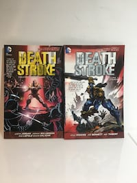 Deathstroke New 52 Mississauga, L5C