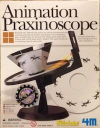 ANIMATION PRAXINOSCOPE (NEW IN BOX)