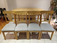 Dining Table Set (Hamilton & Spill)