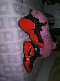 red and black foams  Jackson, 39212