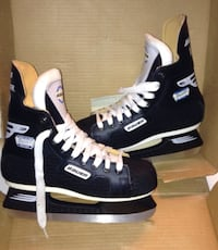 Bauer Premier Hockey Skates Size 5D Mens or 7 Womens NIB