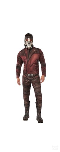 Adult Star-Lord Deluxe  Costume Toronto, M5T 2H2