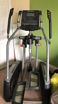 black and gray elliptical trainer Mississauga, L5R 2T6