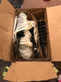 2010 Acura TSX OEM Suspension  Yonkers, 10701