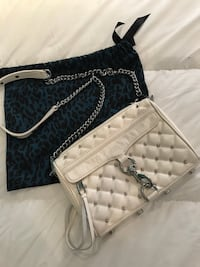 Rebecca Minkoff Quilted Studded White Mini Mac BNWT Toronto, M8Z 3Z7
